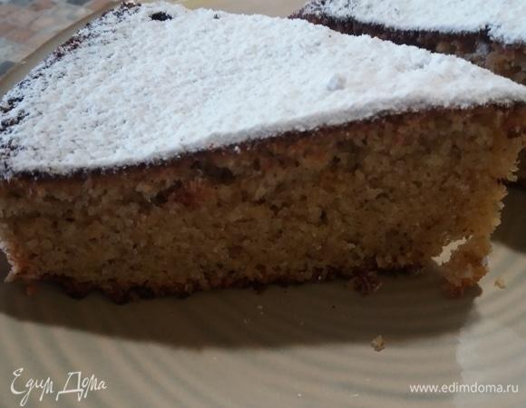 Ореховый пирог (Torta di nocciole)