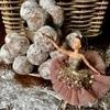 Трюфельное пирожное «Маленькая балерина»