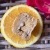 Трюфельное пирожное с ликером и апельсином
