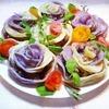 Порционные ханумы «Цветы»
