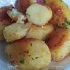 Картофель с ароматом чеснока