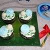Кексы «Новогодние малыши»