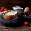 Яичница в бутерброде