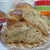 Цельнозерновые булочки с грибами