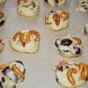 Печенье с карамелью и кусочками соленого брецеля