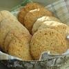 Печенье с зеленым чаем