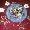 Салат «Белые снежинки»