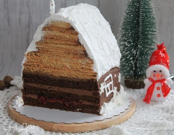 Торт «Волшебная избушка»