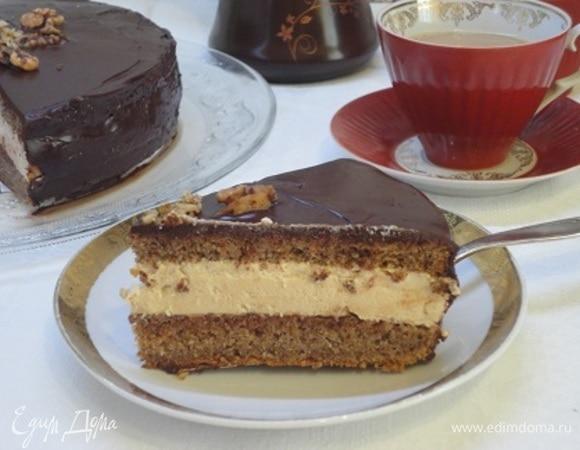 Торт «Турецкая кофейня»