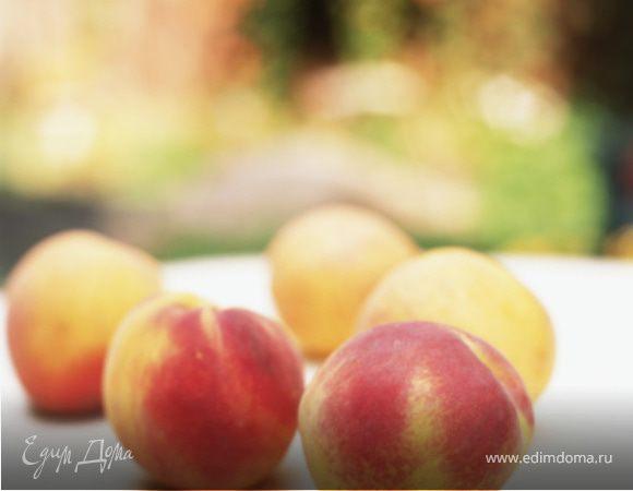 О пользе персиков