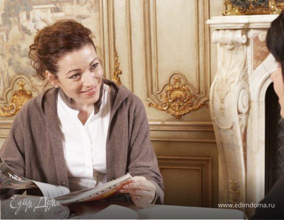 Интервью Юлии Высоцкой с Аленой Хмельницкой
