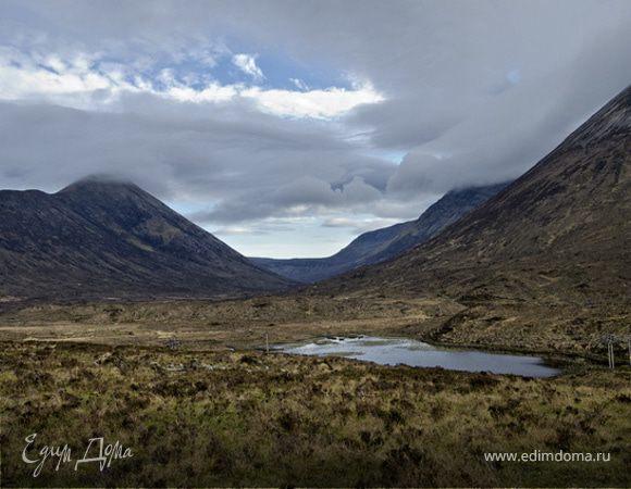 О горной Шотландии и традиционном печенье
