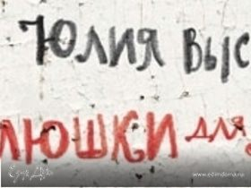 """""""Плюшки для Лелика"""" - новая книга Юлии Высоцкой!"""