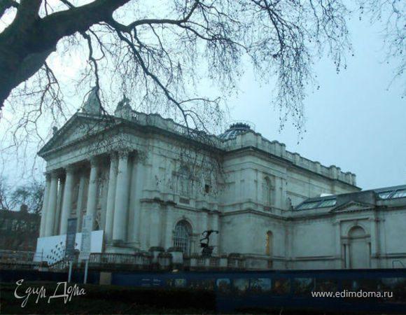 Вечерняя прогулка по Лондону перед Новым годом (дополненная)
