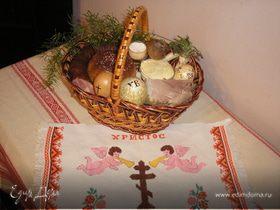 Как празднуют Пасху у нас во Львове