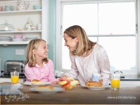 Как уговорить ребенка позавтракать