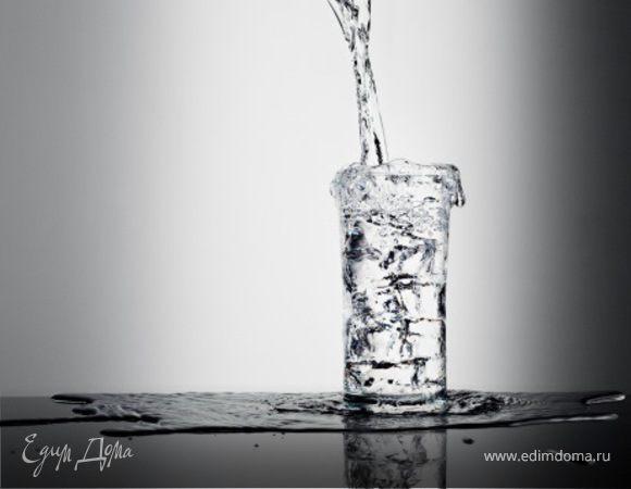 Вода как норма жизни