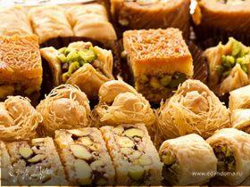 Восточные сладости: десерт с изюминкой