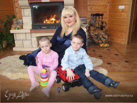 Маргарита Суxанкина: «Не в золоте, не в драгоценностяx счастье, а в детяx»