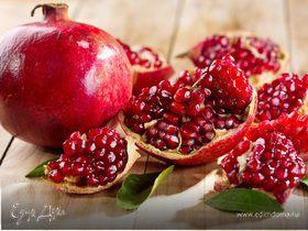 Гранат – ягода необычная