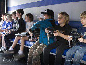 Компьютерные игры полезны для детей