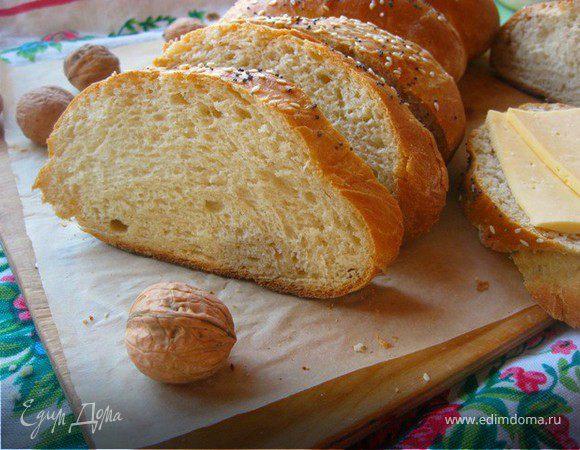 Вкусный пост по Вашим рецептам - Часть 2 ( Хлеб)