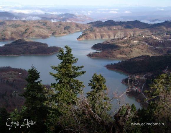 Озёра в Греции