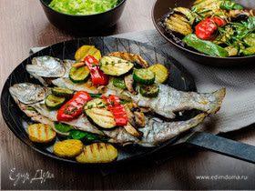 5 лучших диетических блюд из рыбы и морепродуктов