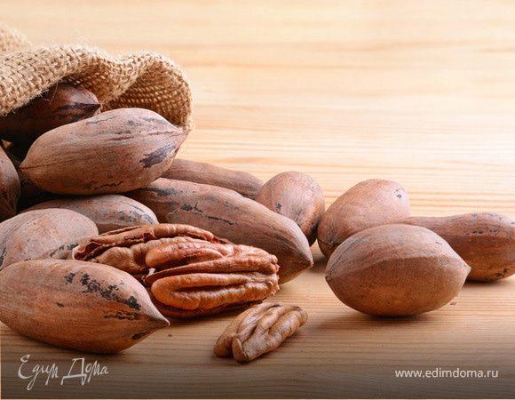 Орехи пекан в кулинарии