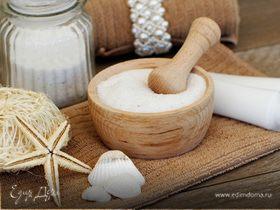Натуральные скрабы: салон красоты у вас дома