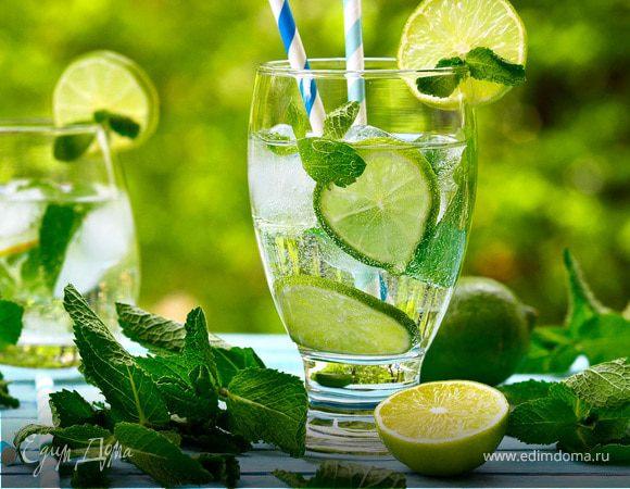 Мята и лимон напиток в домашних условиях 921