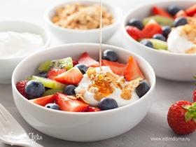 Дары лета: 5 оригинальных фруктовых салатов