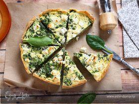 Зеленая выпечка: семь рецептов с кабачками, цукини и шпинатом