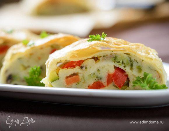 Готовим для детей: семь вкусных овощных блюд