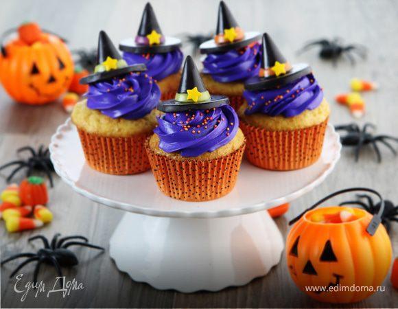 Отмечаем Хеллоуин: пять безумно вкусных десертов