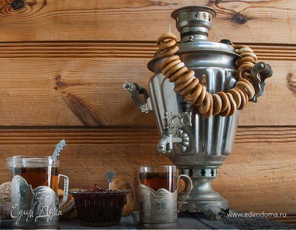 Чайные традиции: вчера, сегодня, завтра