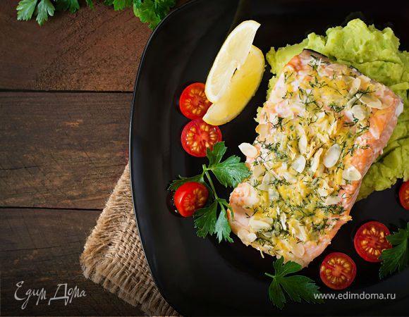 Рыба и сыр: нежность в квадрате