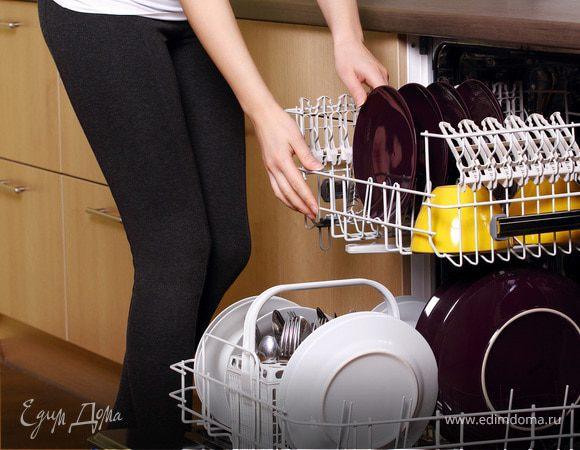 Посудомоечная машина — мое спасение в новогодние праздники