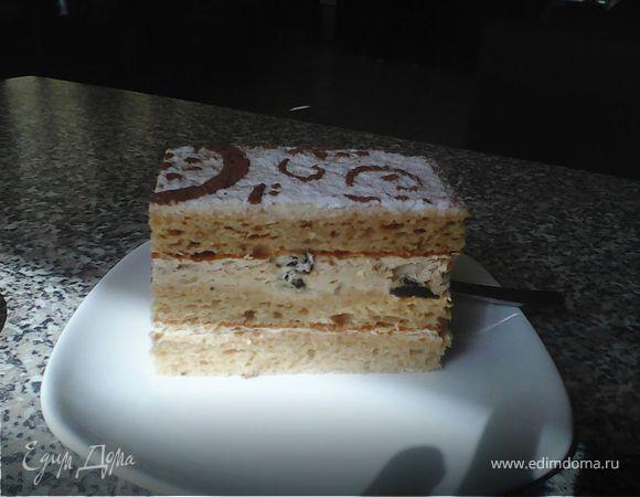 Ищу рецепт пирожного!
