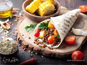 Вкусные начинки для рулета из лаваша: простые рецепты