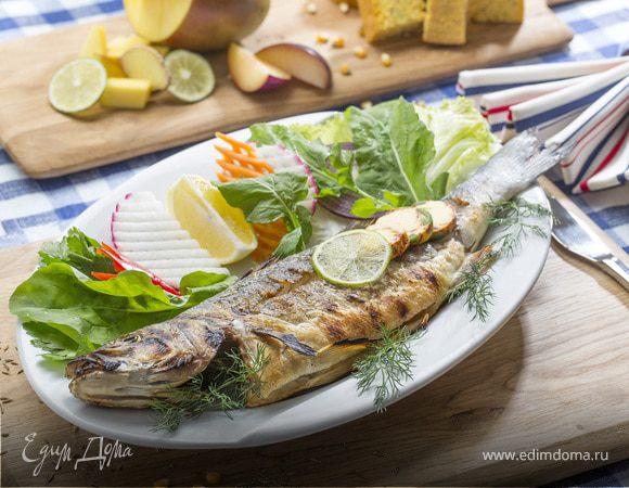 Рецепты приготовления рыбы для пикника