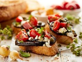 Брускетта на закуску: ассорти вкусов