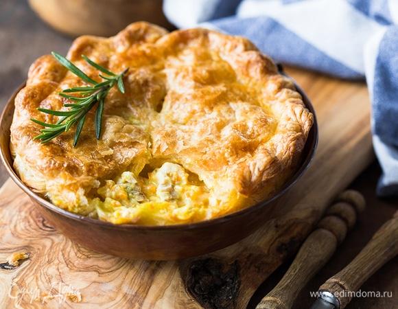 Рецепты домашних несладких пирогов с фото