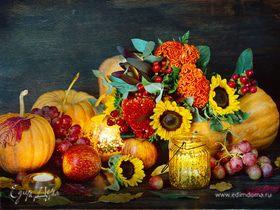 Сентябрь: автор и рецепты месяца