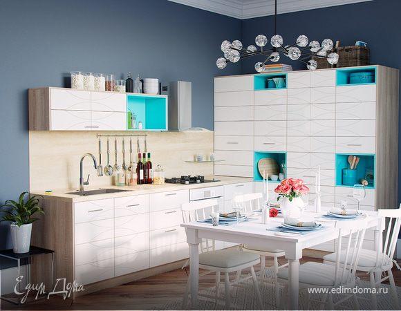 «Модена» — новая модель кухни by Julia Vysotskaya