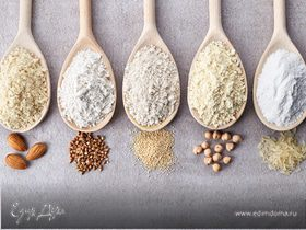 Как сделать ореховую муку из миндаля, фундука и арахиса