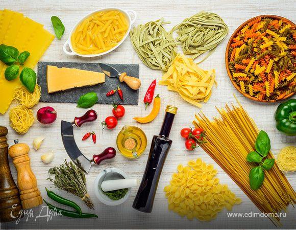 Конкурс рецептов «Италия в каждый дом!» от Candy: итоги