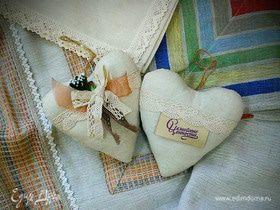 Семейные ценности: идеи красивых и полезных подарков из текстиля