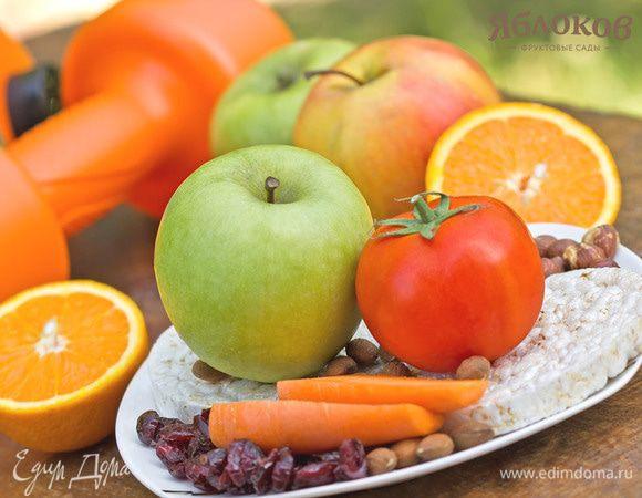Семь постулатов правильного питания