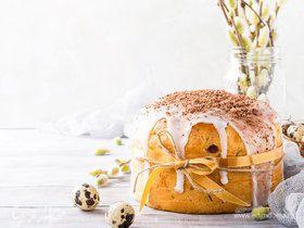 Встречаем Пасху: 5 рецептов любимой праздничной выпечки